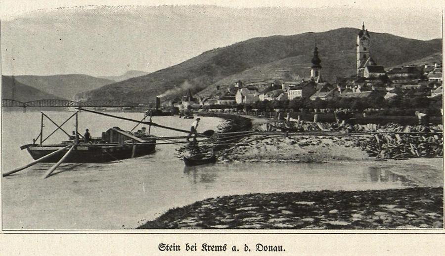 Illustration Stein bei Krems a. d Donau