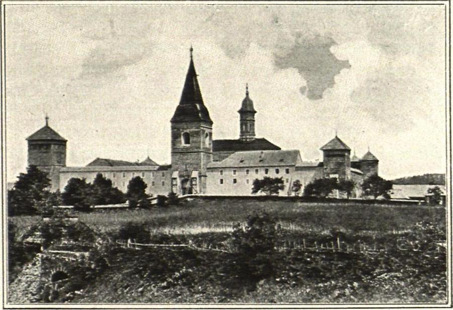 Illustration Kloster Drapomira