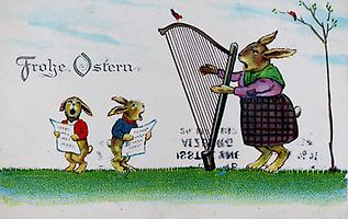 """Frohe Ostern"""