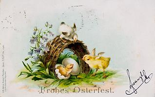 """Frohes Osterfest"""