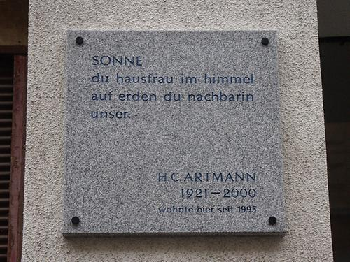 Artmann H C Biographien Im Austria Forum