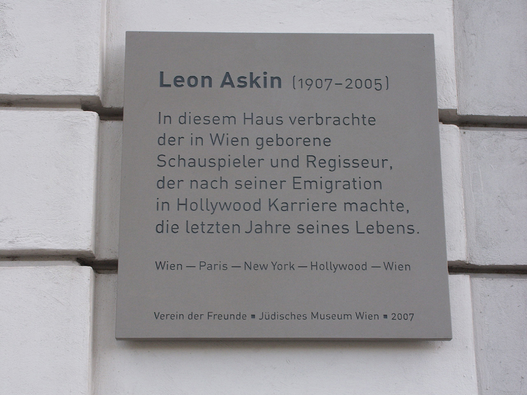 leon askin interview
