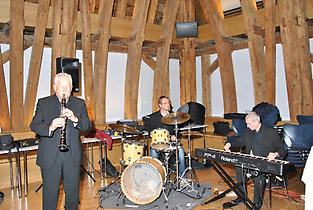 Buchberger m. Bookie Mountain Jazz Trio