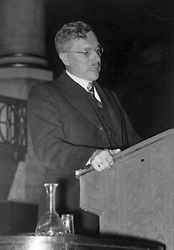 Ernst Karl Winter - Foto: ONB