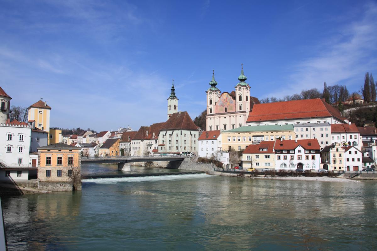 Steyr | Alles über Österreich | Community im Austria-Forum