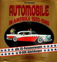 Automobile in Amerika 1920-1980, Burness