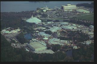Disney World (Luftbild) 1