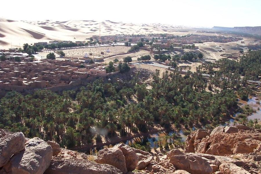 Oasis Village of Taghit (1)