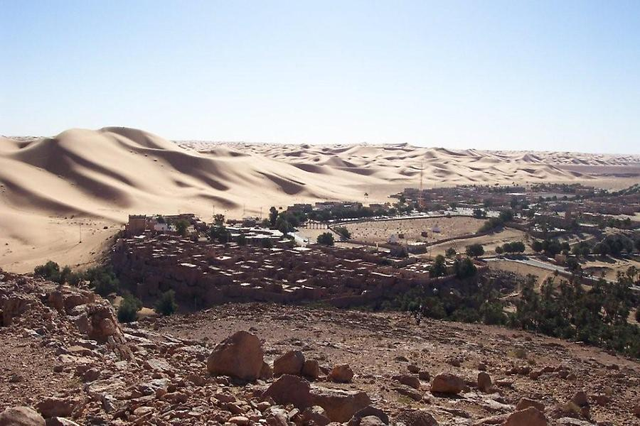 Oasis Village of Taghit (2)