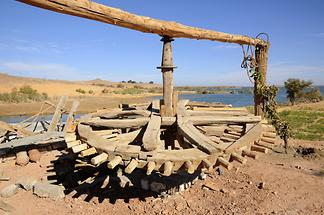Lake Nasser - Irrigation System (1)