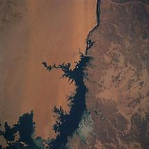 Aswan Dam and Lake Nasser