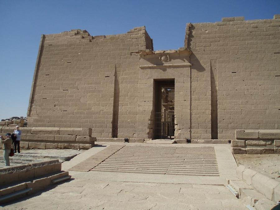 Largest Nubian Temple