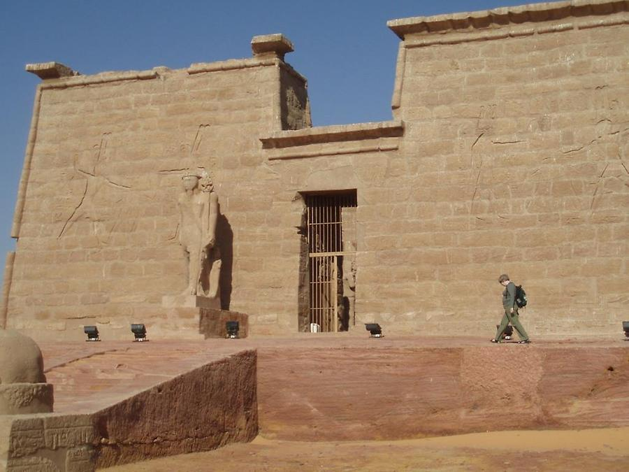 Temple of Amun and Amun Ra
