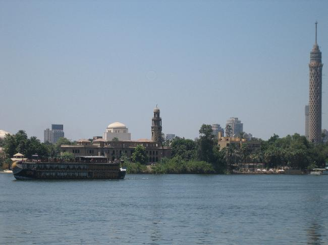 Cairo Tower, Nile-view