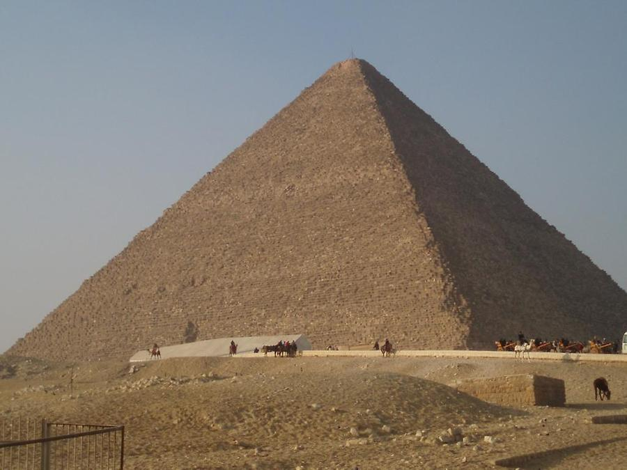 Pyramid of Menkaure (1)
