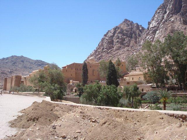Sinai Monastery of St. Catherines
