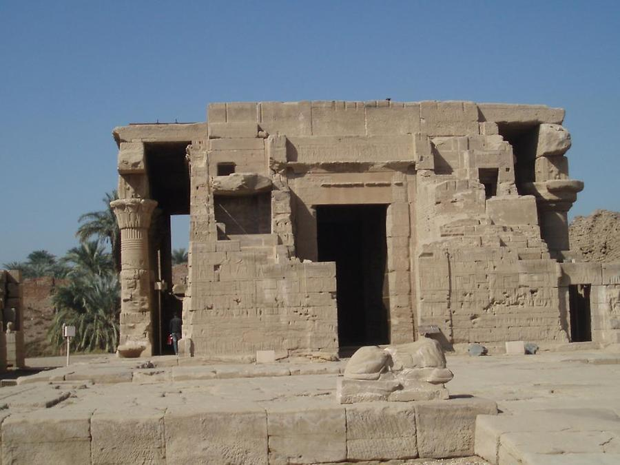Temple of Hathor (1)