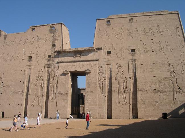 Temple of Edfu (1)
