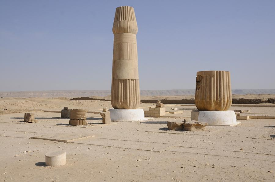 Temple Amarna