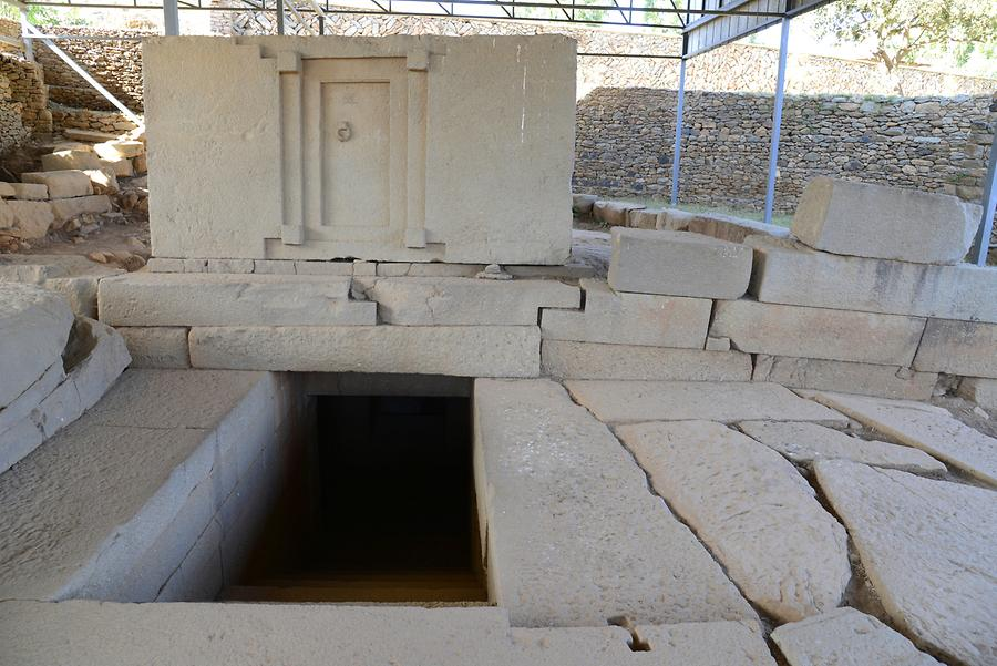 Northern Stelae Park - Tomb with False Door