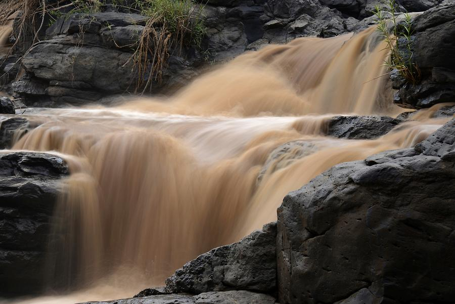Awash River - Waterfalls