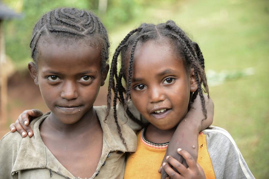 Sidama Children