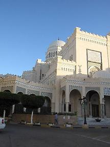 Algeria Square Mosque