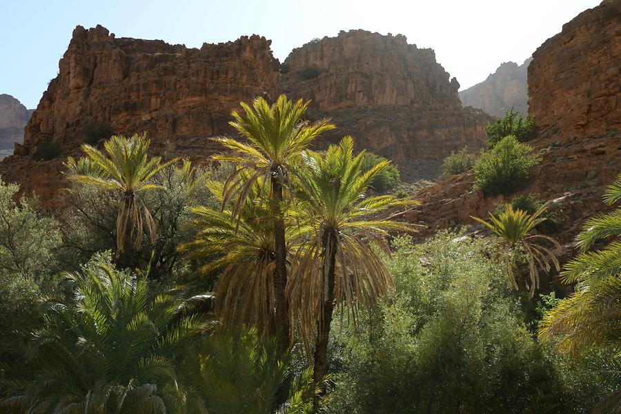 Ait Mansour Valley