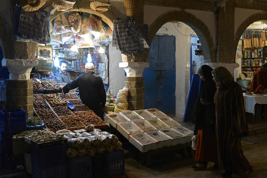 Essaouira - Medina at Night