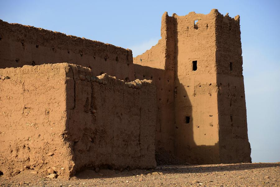 Valley of the Draa - Kasbah