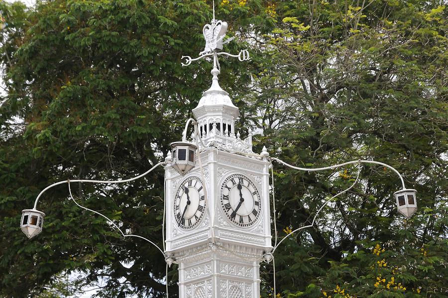 Victoria - Clocktower