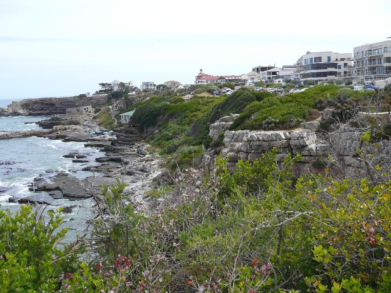 Coast at Hermanus