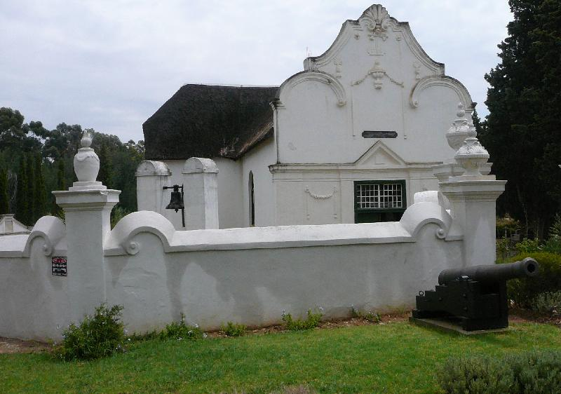Church in Tulbagh