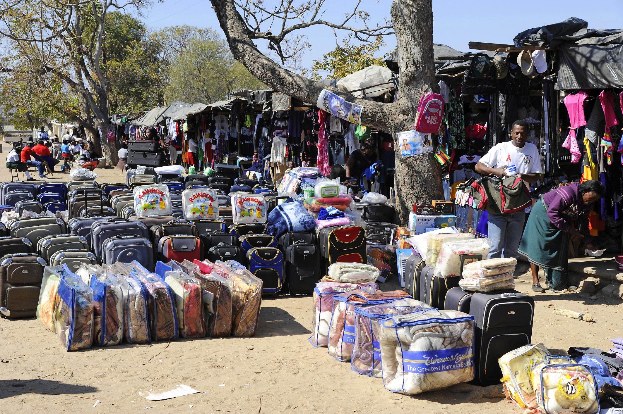 Masvingo Marketplace (3) | Great Zimbabwe | Pictures | Geography im