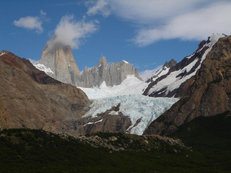 Hike to the Laguna de los Tres