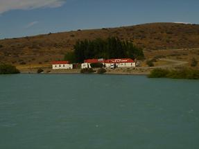 On the way from El Calafate to El Chaltén (1)