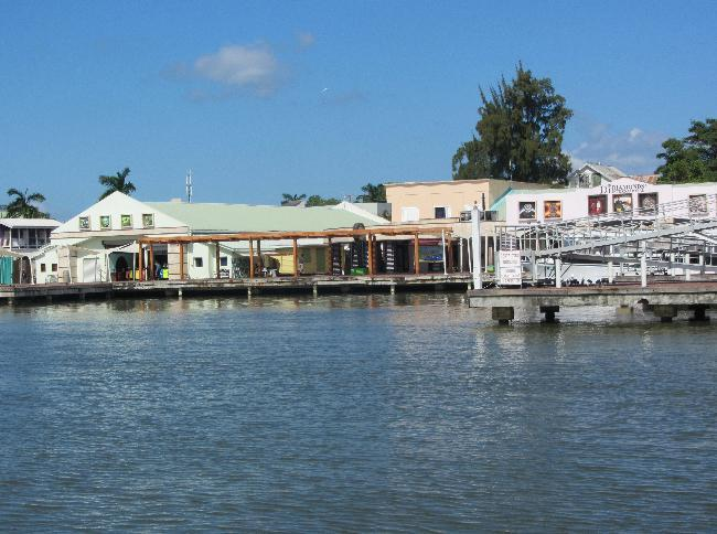 Belize City, waterfront (2)