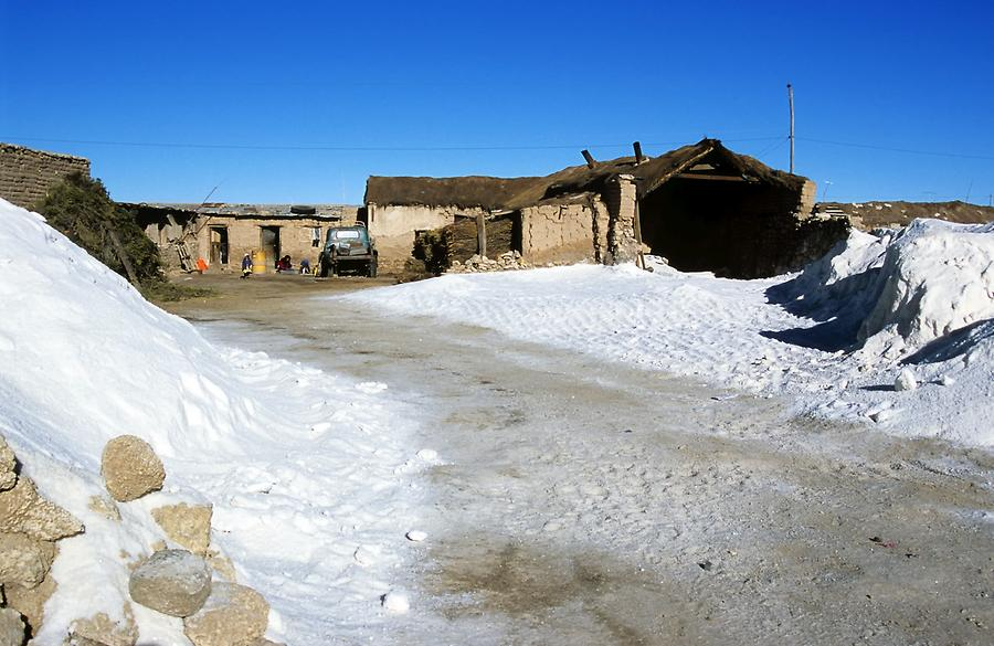 Colchani - Salt Factory