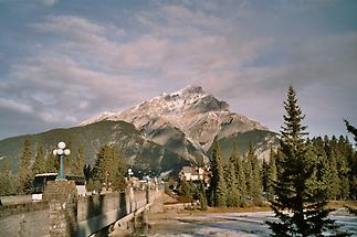 Cascade from Banff