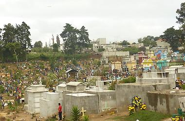 Remembrance Day in Guatemala