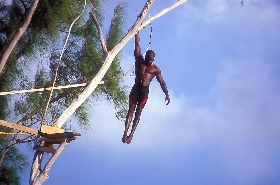 Negril - 'Cliff Jumping'