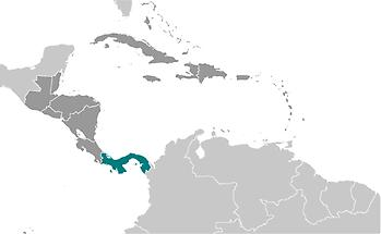 Panama in Central America and Caribbean