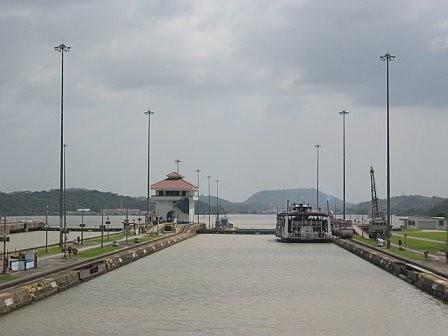Panama Canal, Section