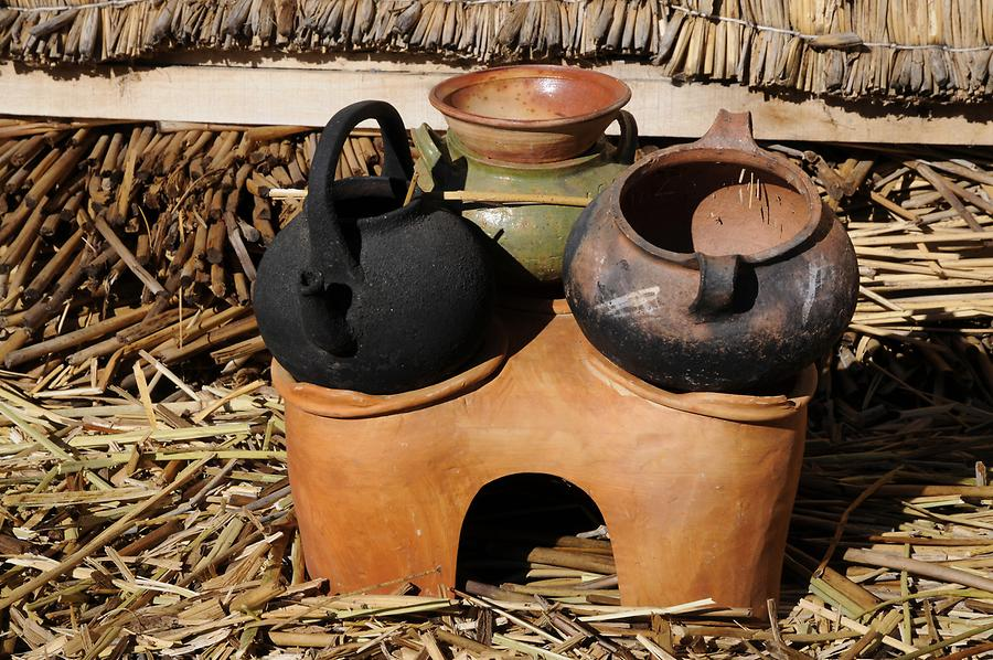 Uru Settlement - Earthen Pots
