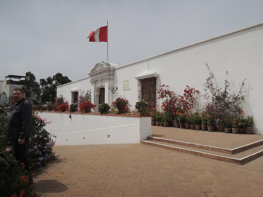 Museo Larco Herrera in Lima