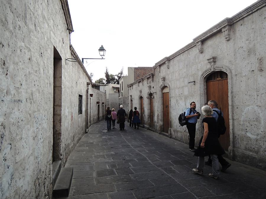 San Laurenzo in Arequipa