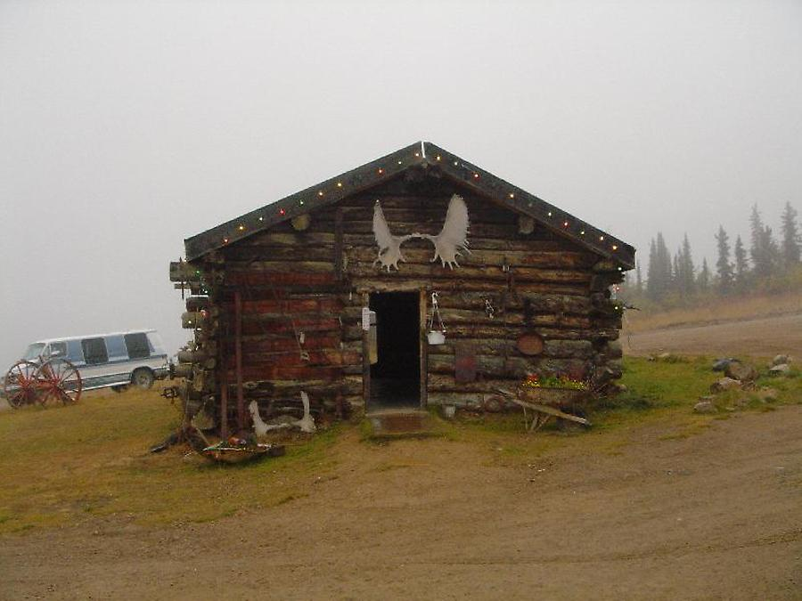 Hunting Cabin, Photo: H. Maurer, 2005