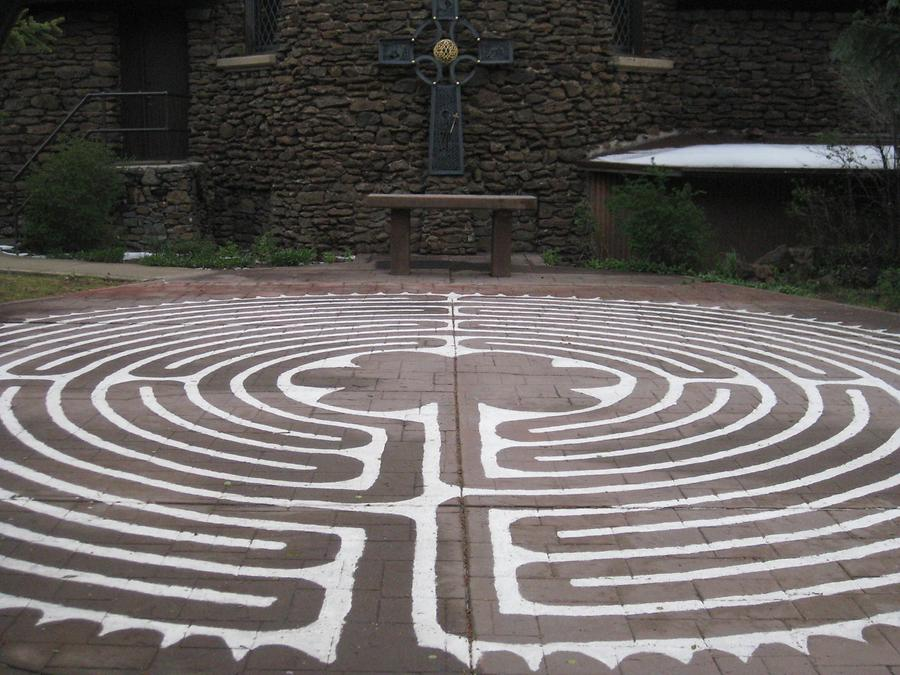 Flagstaff Episcopal Church of the Epiphany Labyrinth