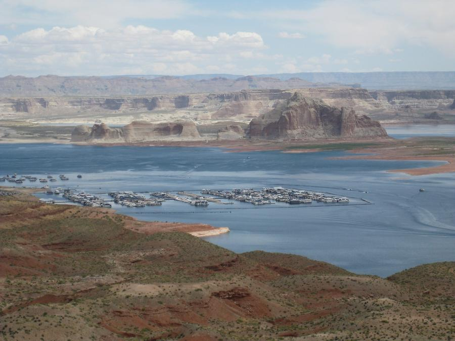 Lake Powell & Wahweap Marina