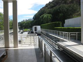 LA Getty Center Tram